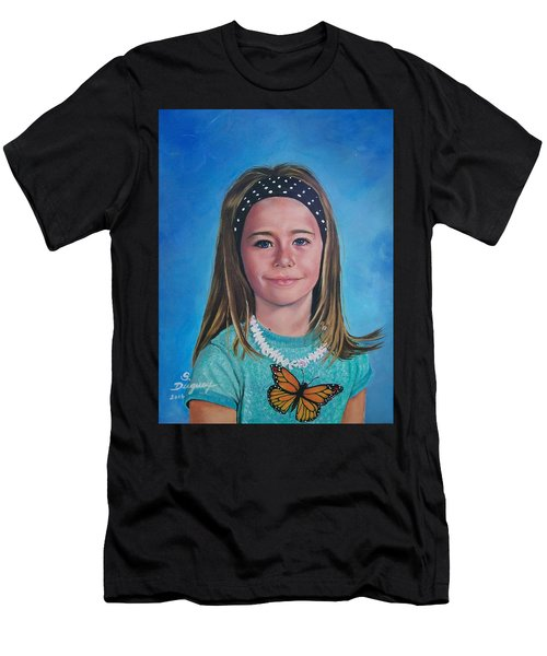 Madeline Men's T-Shirt (Athletic Fit)
