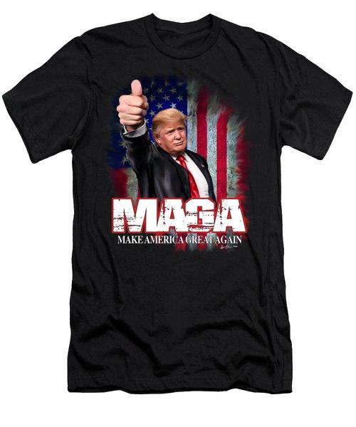 Maga Men's T-Shirt (Athletic Fit)