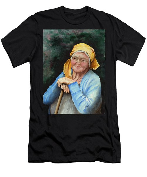 Maggie Men's T-Shirt (Athletic Fit)