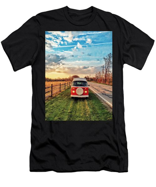 Magic Hour Magic Bus Men's T-Shirt (Athletic Fit)