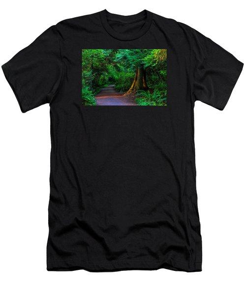 Magic Moment Men's T-Shirt (Athletic Fit)