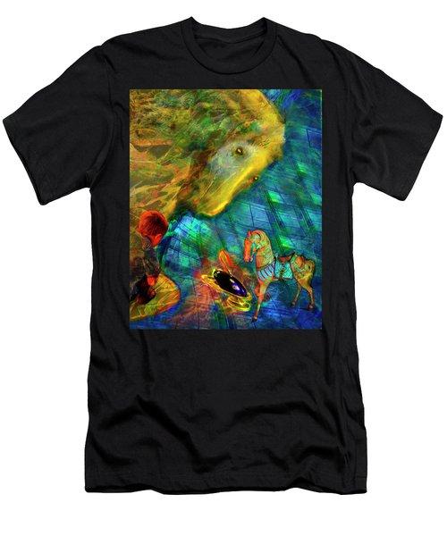 Magic Music Box Men's T-Shirt (Athletic Fit)