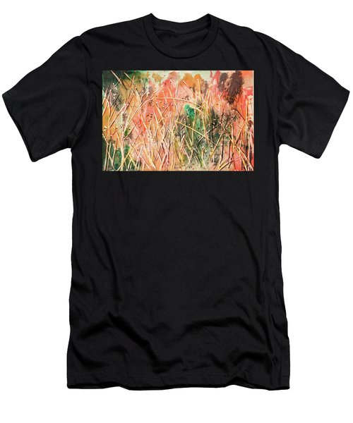 Magic Of Colors Men's T-Shirt (Athletic Fit)