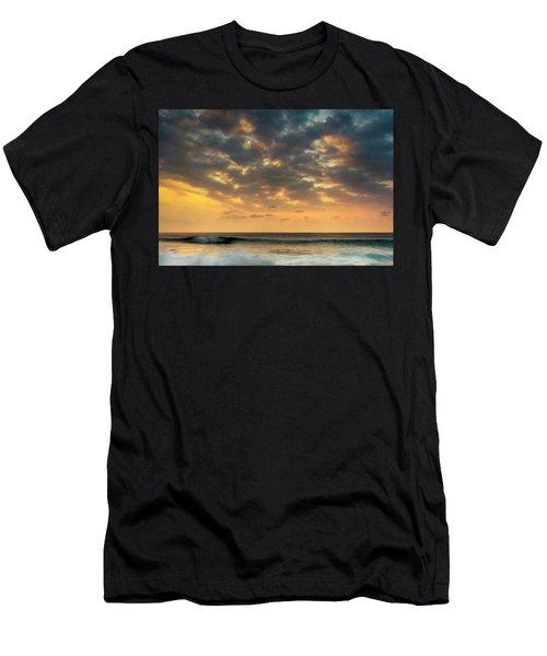 Magic Sands Sunset Men's T-Shirt (Athletic Fit)