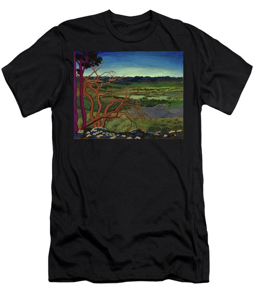 Magic Trees Of Wimberley Men's T-Shirt (Athletic Fit)