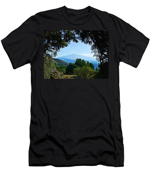 Magical Etna Men's T-Shirt (Athletic Fit)