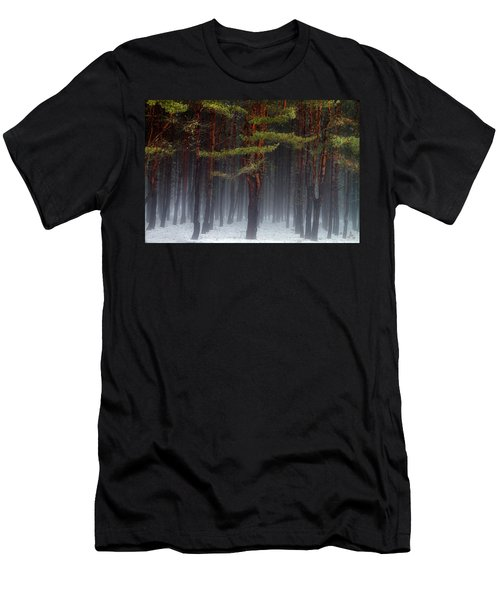 Magical Pines Men's T-Shirt (Athletic Fit)