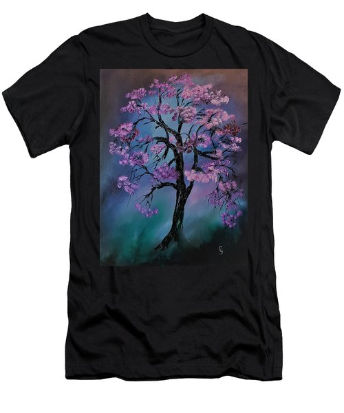 Magical Tree                  66 Men's T-Shirt (Athletic Fit)