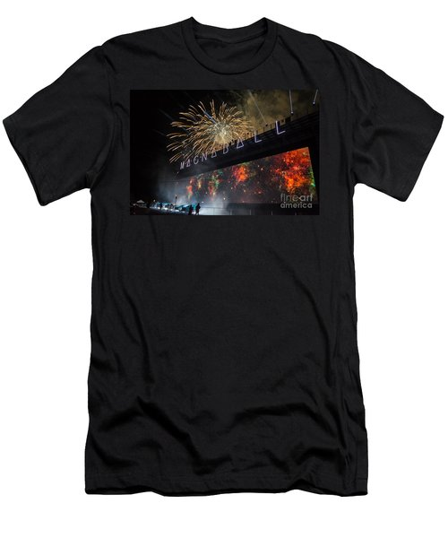 Magnaball Finale Men's T-Shirt (Athletic Fit)