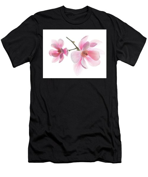 Magnolia Is The Harbinger Of Spring. Men's T-Shirt (Athletic Fit)
