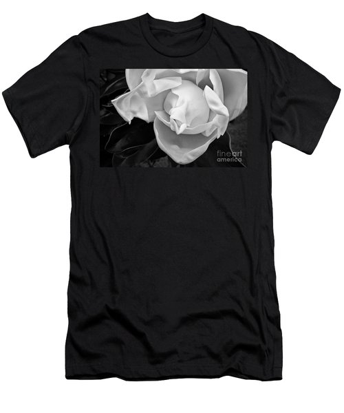 Magnolia Bloom Men's T-Shirt (Athletic Fit)