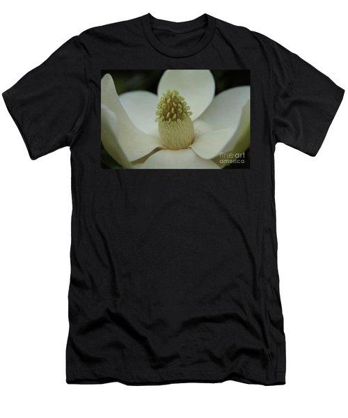 Magnolia Blossom 4 Men's T-Shirt (Athletic Fit)