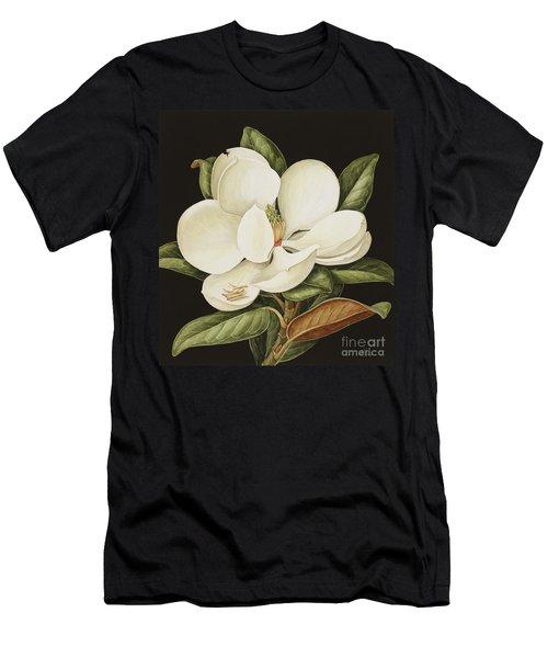 Magnolia Grandiflora Men's T-Shirt (Athletic Fit)