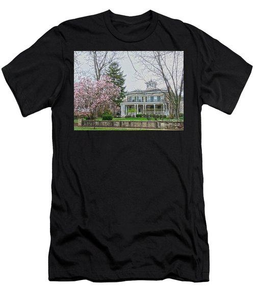Magnolia Time Men's T-Shirt (Athletic Fit)
