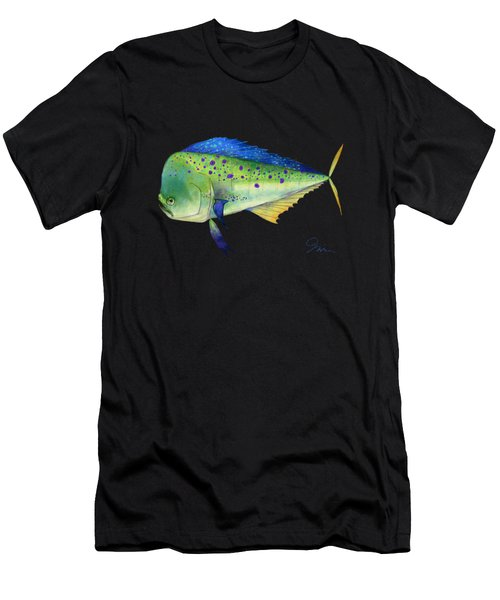 Mahi Mahi Men's T-Shirt (Athletic Fit)