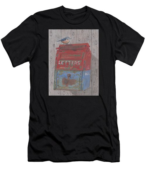 Mail Call Men's T-Shirt (Athletic Fit)