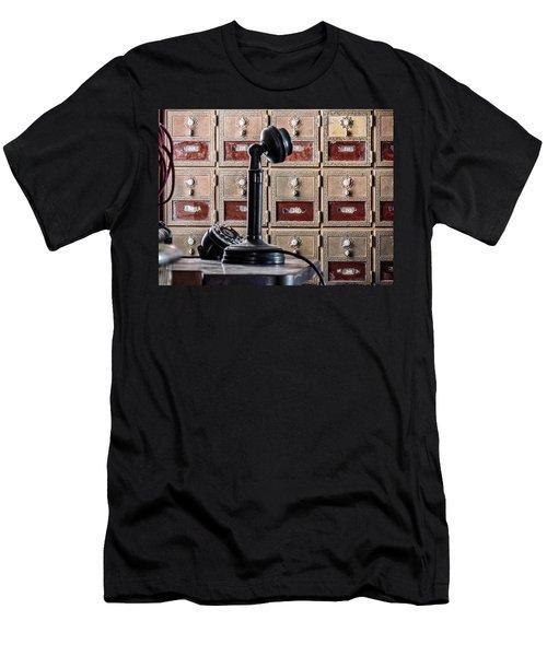 Mailbox 237 Men's T-Shirt (Athletic Fit)