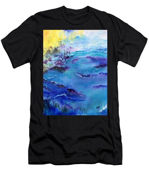 Maine Coast, First Impression Men's T-Shirt (Athletic Fit)