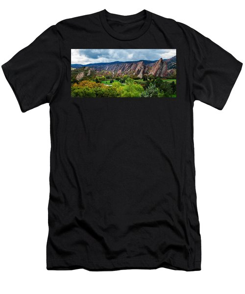 Majestic Foothills Men's T-Shirt (Athletic Fit)