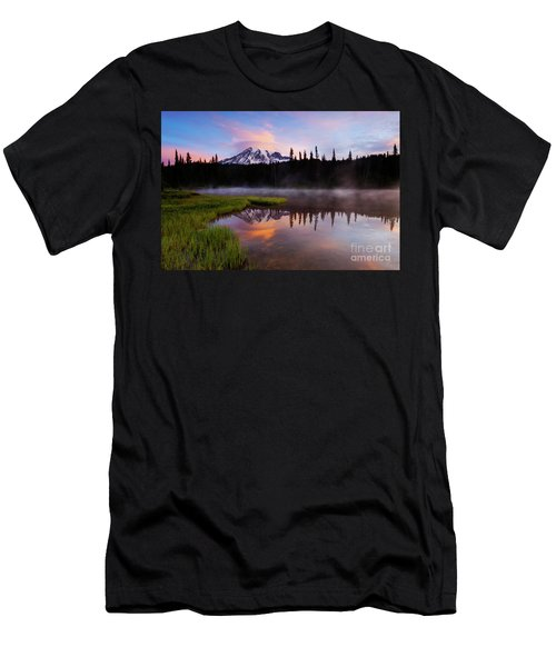 Majestic Lenticular Dawning Men's T-Shirt (Athletic Fit)