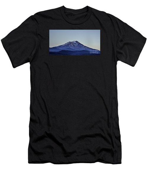 Majestic Mt Shasta Men's T-Shirt (Athletic Fit)