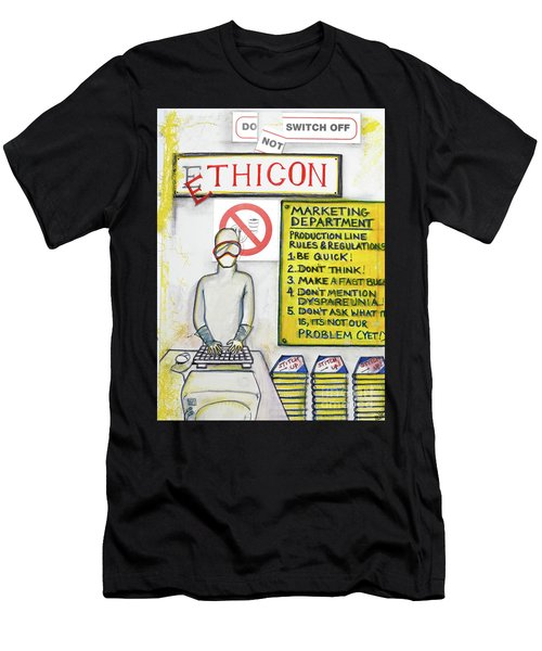 Makers Men's T-Shirt (Athletic Fit)