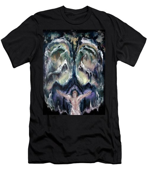 Making Angels 2 - The Wings Men's T-Shirt (Athletic Fit)