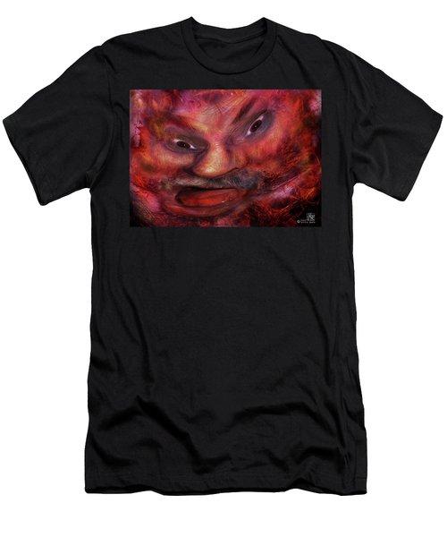 Making Faces  Men's T-Shirt (Athletic Fit)