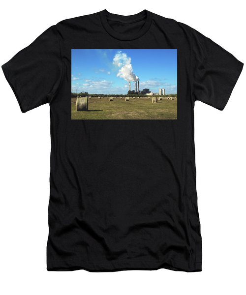 Making Hay Men's T-Shirt (Athletic Fit)