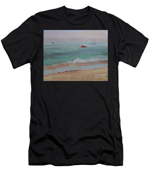 Making Waves Men's T-Shirt (Athletic Fit)