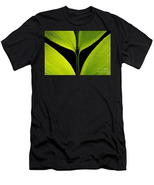 Malachite Flute Men's T-Shirt (Athletic Fit)