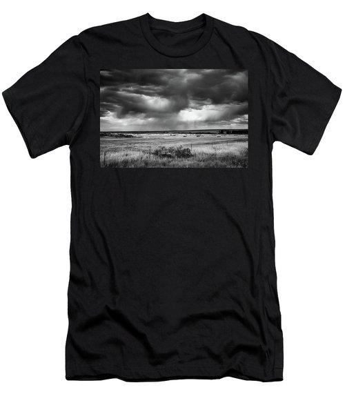 Malheur Storms Clouds Men's T-Shirt (Athletic Fit)