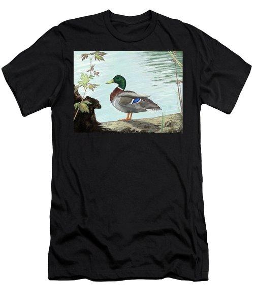 Mallard 2010 Men's T-Shirt (Athletic Fit)