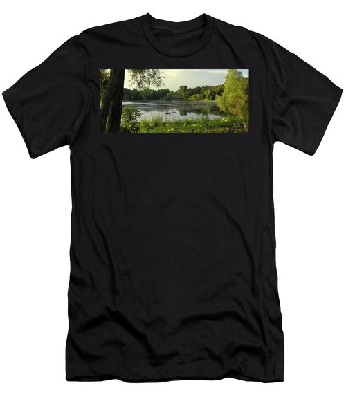 Mallards Lake II Men's T-Shirt (Athletic Fit)