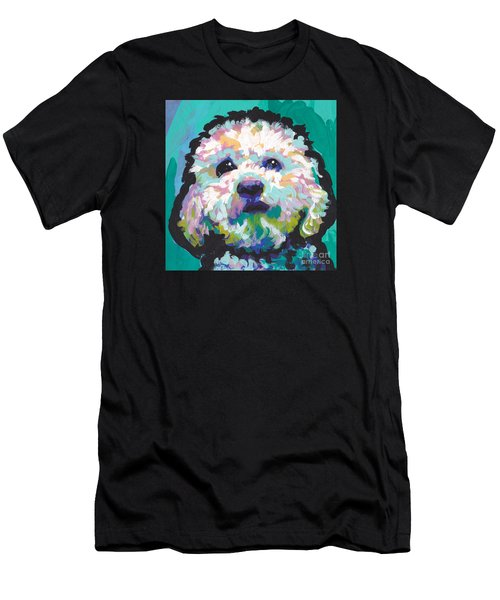 Malted Milky Poo Men's T-Shirt (Athletic Fit)