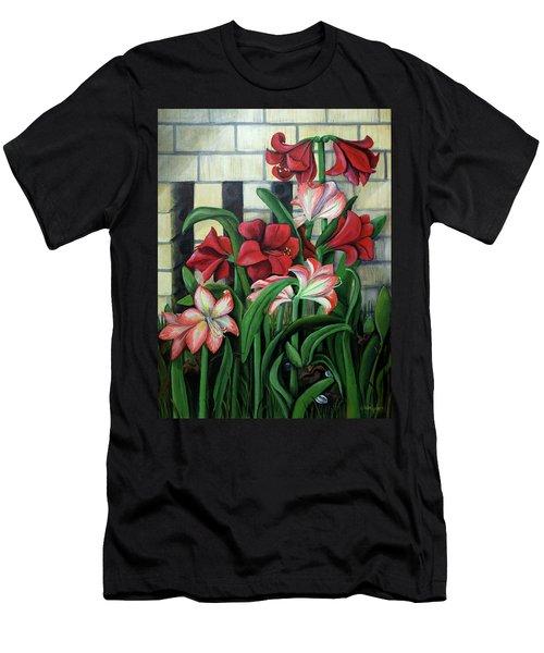 Mama's Garden Men's T-Shirt (Athletic Fit)