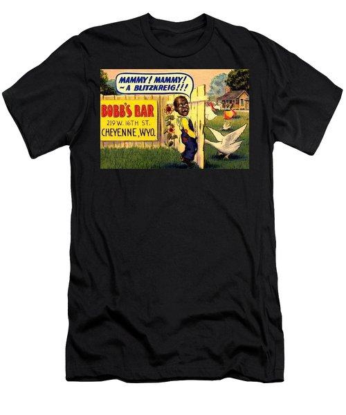 Mammy A Blitzkreig Men's T-Shirt (Athletic Fit)