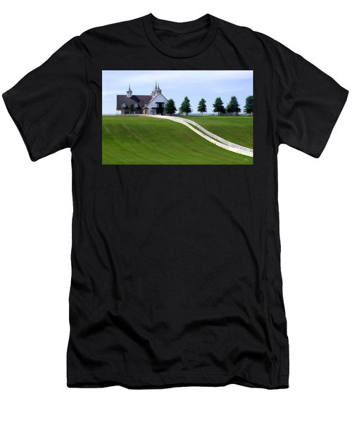 Manchester Farm Men's T-Shirt (Athletic Fit)