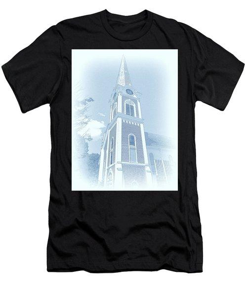 Manchester Vt Church Men's T-Shirt (Athletic Fit)