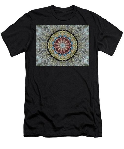 Mandala 1 Men's T-Shirt (Athletic Fit)
