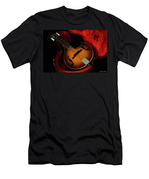 Mandolin Guitar 66661 Men's T-Shirt (Athletic Fit)