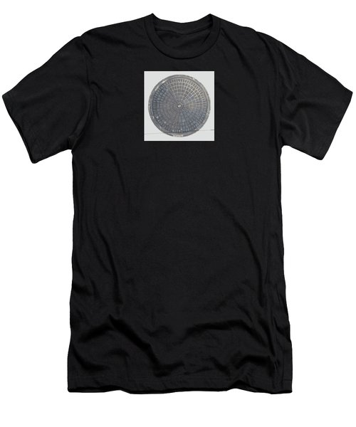 Manhole Cover Men's T-Shirt (Athletic Fit)