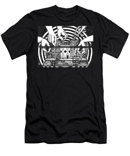 Manipulation  Men's T-Shirt (Athletic Fit)