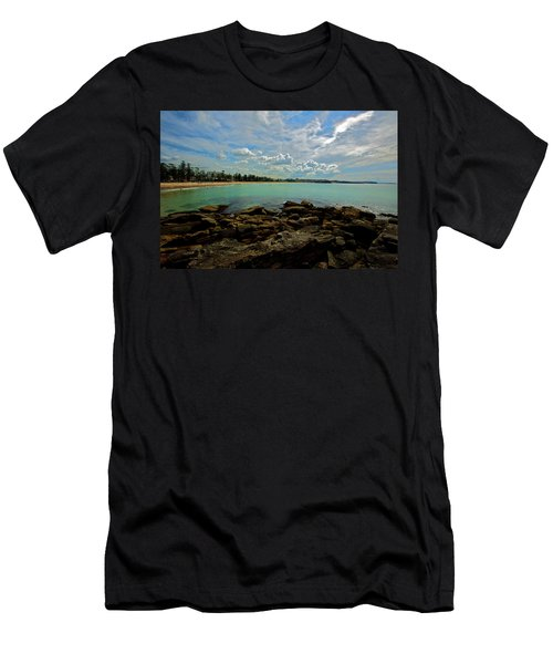 Manly Bliss Men's T-Shirt (Athletic Fit)