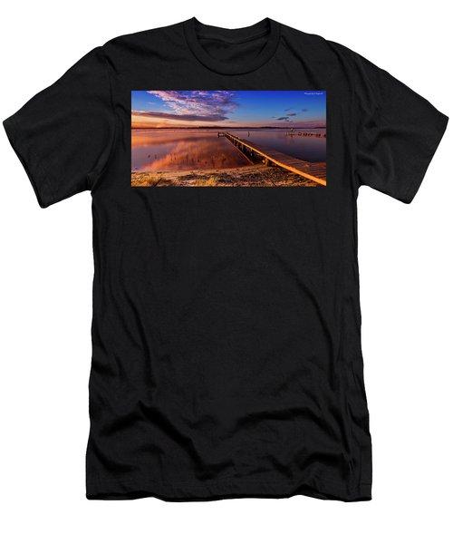Manning Point 666 Men's T-Shirt (Athletic Fit)