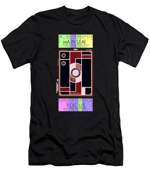 Manual Focus Men's T-Shirt (Athletic Fit)