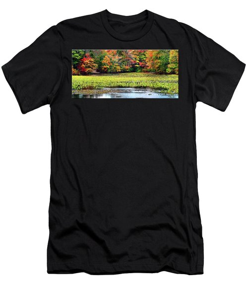 Many Colors Of Autumn Men's T-Shirt (Athletic Fit)
