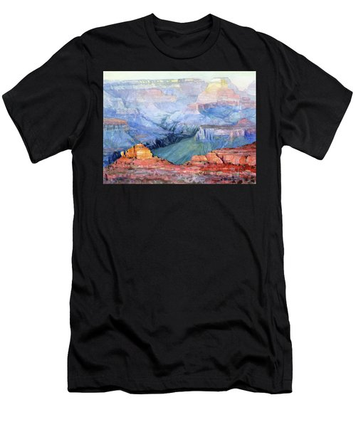 Many Hues Men's T-Shirt (Athletic Fit)