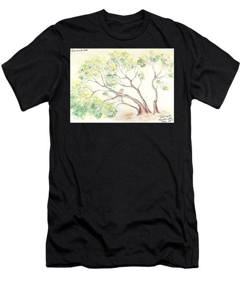 Manzanita Tree Men's T-Shirt (Athletic Fit)