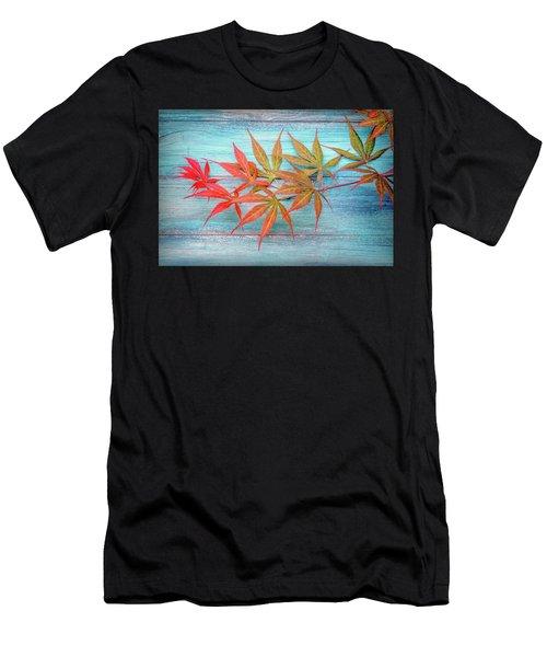Maple Colors Men's T-Shirt (Athletic Fit)